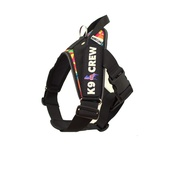 K9 CREW - K9 CREW Rainbow Harness
