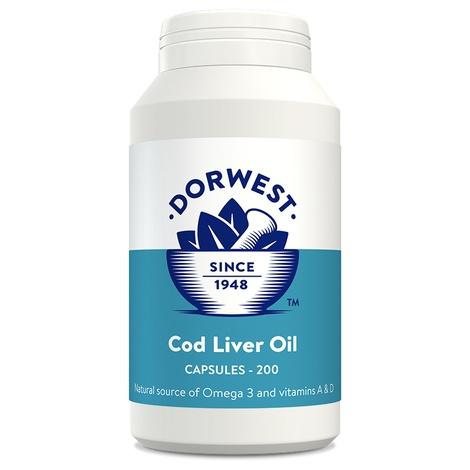 Cod Liver Oil Capsules  2