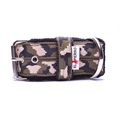 4cm Width Fleece Comfort Dog Collar – Jungle Camo