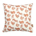 Squirrel Print Cushion