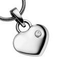 Heart Dog Collar Pendant