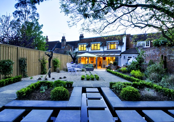 Lavender House, Berkshire 1