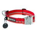 Top Rope Dog Collar - Kokanee Red