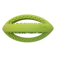 Grubber Interactive Dog Rugby Ball