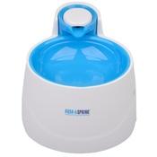 PJ Pet Products - AquaSpring Illuminated Pet Water Fountain - Blue