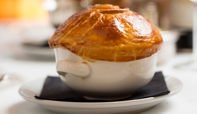 L'Escargot London 12