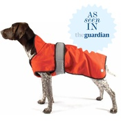 Danish Design - Orange Two in One Light Reflective Coat