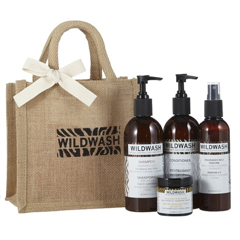 WildWash Fragrance no.3 Gift Set