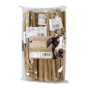 Howlers Natural Rawhide Extra Long Rolls