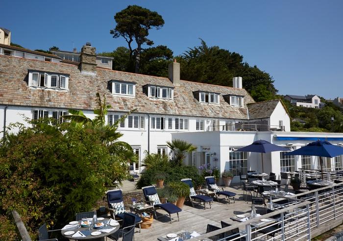 Hotel Tresanton, Cornwall 1