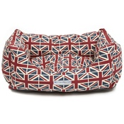 Mutts & Hounds - Union Jack Boxy Bed