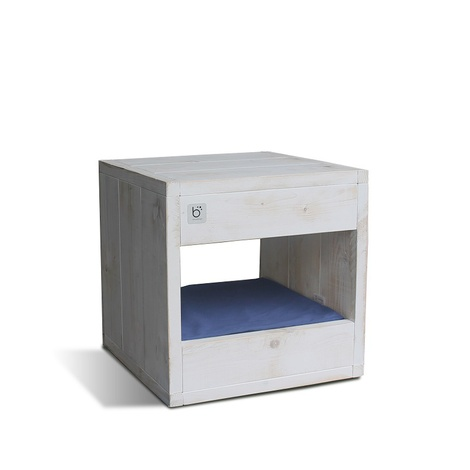 Bloq Beach Pet Bed & Side Table 8