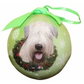 NFP - Soft-Coated Wheaten Terrier Christmas Bauble