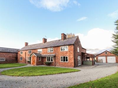 Milton Green Farm, Cheshire, Chester