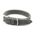 Nubuck dog collar - Garda 2