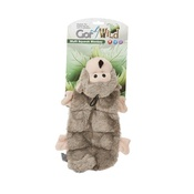 Gor Pets - Gor Wild Multi-Squeak Dog Toy - Monkey