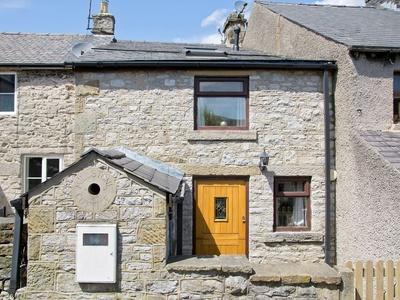 Millstone Cottage, Derbyshire