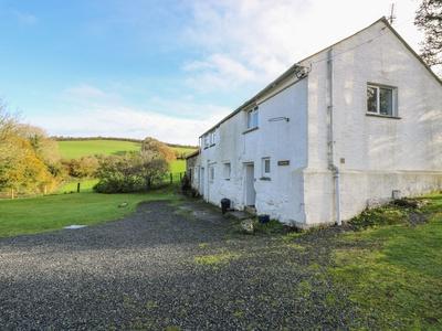 Tregithey Barn, Cornwall, Helston