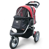InnoPet - Red/Black Comfort EFA Buggy