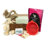PetsPyjamas - Personalised Country Cousin Dog Treat Box