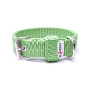 El Perro - Double Dog Collar – Lime
