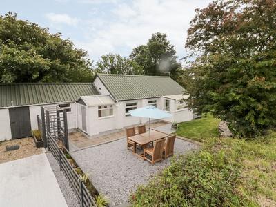 Trenant Cottage, Cornwall, Fowey