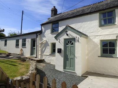 Glynn View, Cornwall, Fowey