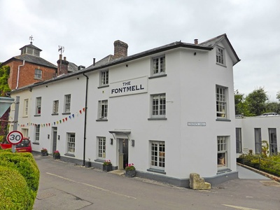 The Fontmell, Dorset, Shaftesbury