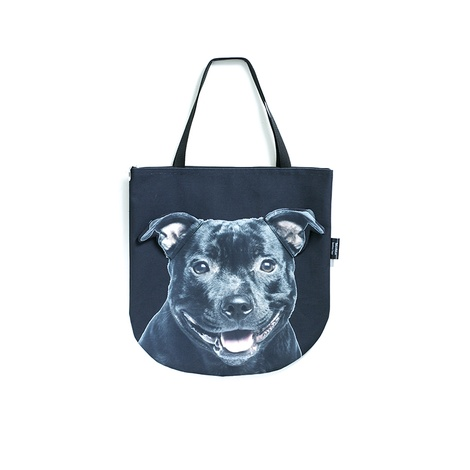 Yoshi the Staffordshire Bull Terrier Dog Bag