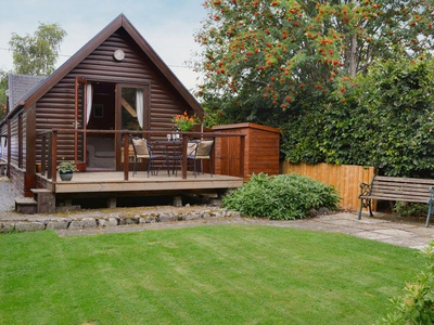 The Firs Lodge, Perth and Kinross, St Andrew's Cres