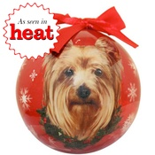 NFP - Yorkshire Terrier Christmas Bauble