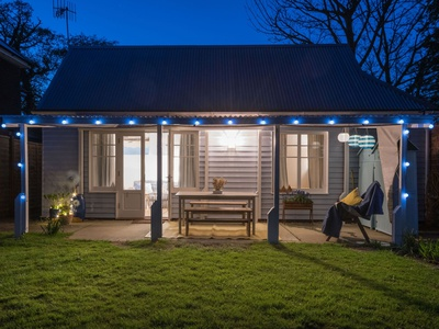 The Blue Beach House, Isle of Wight, Bembridge