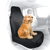 Kurgo - Co-Pilot Car Seat Cover - Black