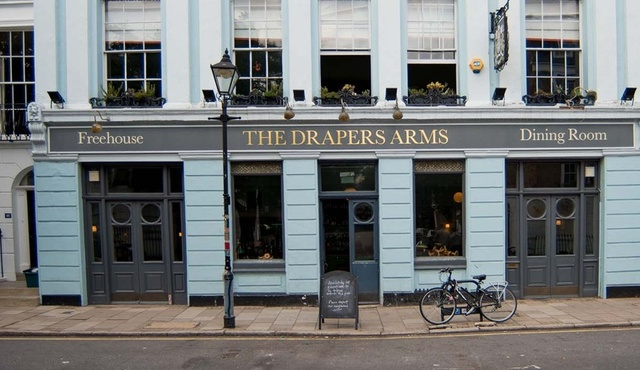 The Drapers Arms 2