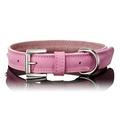 Light Pink Swarovski Dog Collar 2