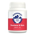 Damiana & Kola Tablets for Dogs and Cats 2