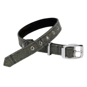 LoveMyDog - Digby Tweed Dog Collar
