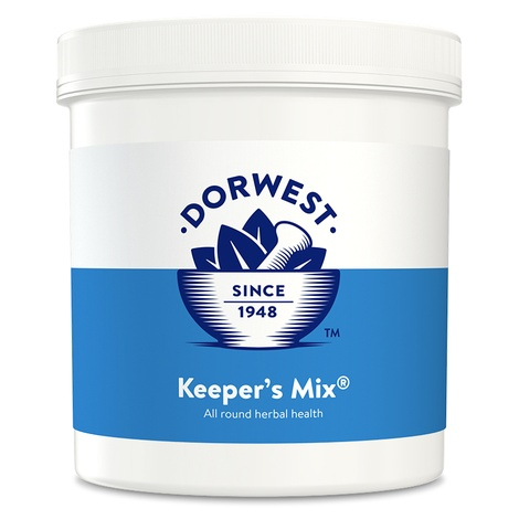Keeper's Mix for Dogs and Cats 2