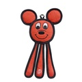 Dangles Mouse Squeaky Dog Toy