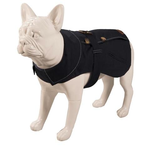 Kensington Dog Trench Coat – Olive & Liberty Seth Rank