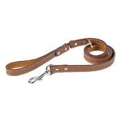 Auburn Leathercrafters - Tuscany Leather Dog Lead – Brown