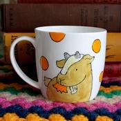 Laura Lee Designs - Oh I Do Love Goats Mug