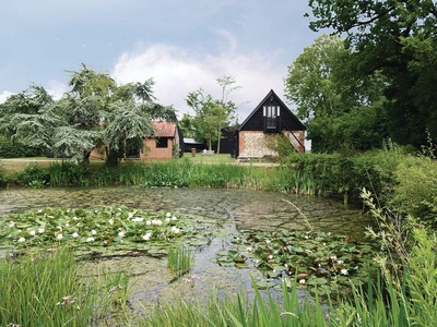 The Granary, Suffolk, Woodbridge