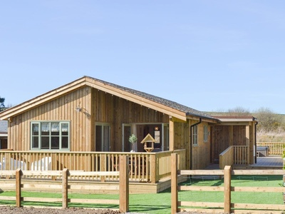 Hen Harrier Lodge, Cornwall, St Columb Major