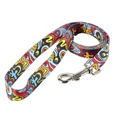 Yellow Dog - Abstract Dog Lead