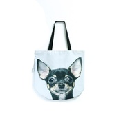 DekumDekum - Shilo the Chihuahua Dog Bag