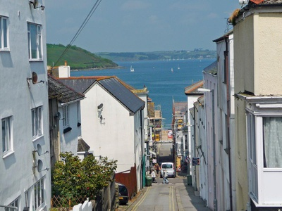 Roland Cottage, Cornwall, Falmouth