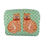 Kate Garey - Big Toms Large Cosmetic Bag