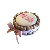 Arton & Co - Mini Personalised Dog Cake