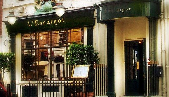 L'Escargot London 3
